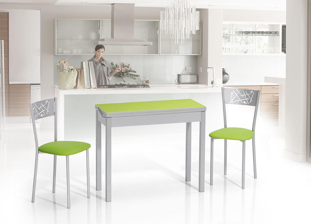 Mesas de cocina mesa niza ecobioebro - Mesas de cocina economicas ...