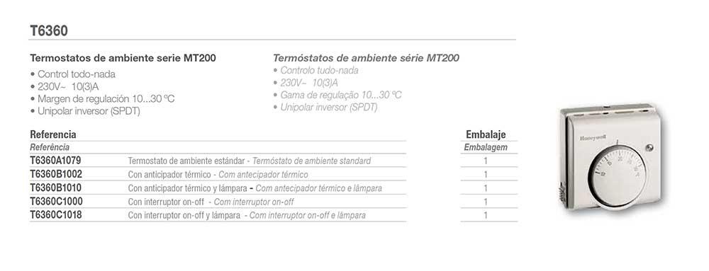 termostatos-serie-T6360-HONEYWELL-ecobioebro