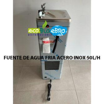 FUENTE-DE-AGUA-FRIA-ACERO-INOX-50LH ecobioebro