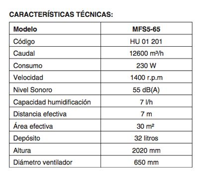 Ficha-MFS5-65-Ecobioebro