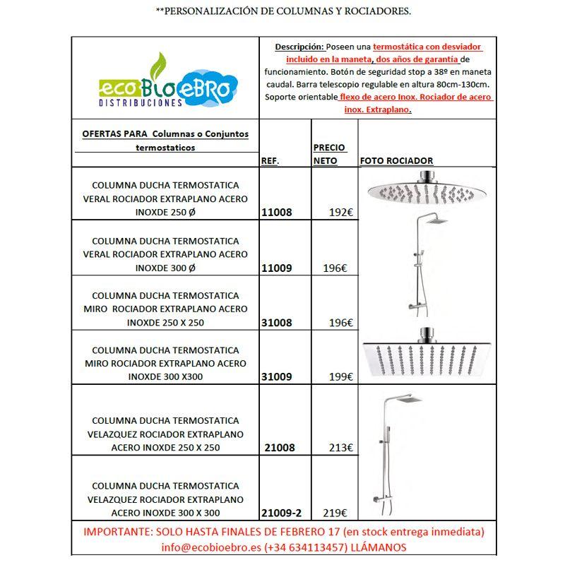 Oferta-Febrero-17-columnas-termostáticas-Ecobioebro