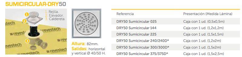 SUMICIRCULAR-DRY-50 ECOBIOEBRO