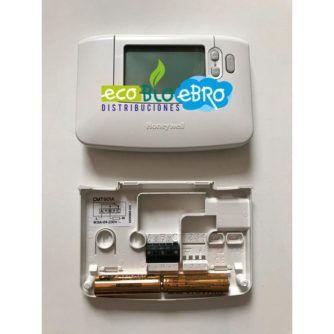 vista-interior-termostato-honeywell-CM901-ecobioebro