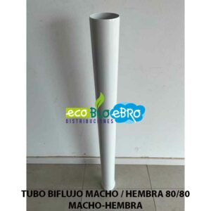 TUBO-BIFLUJO-MACHO--HEMBRA-8080 ecobioebro
