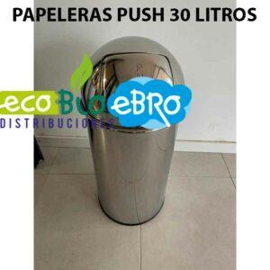 PAPELERAS-PUSH-30-LITROS-ECOBIOEBRO