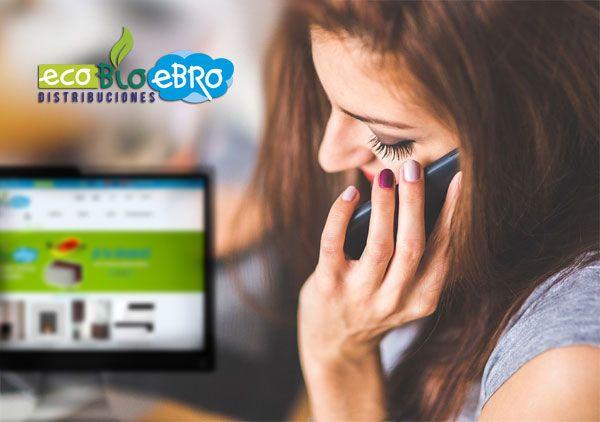Pedidos Telefónicos - Ecobioebro