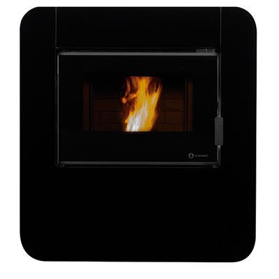 Estufa de aire Eco III Insert negra