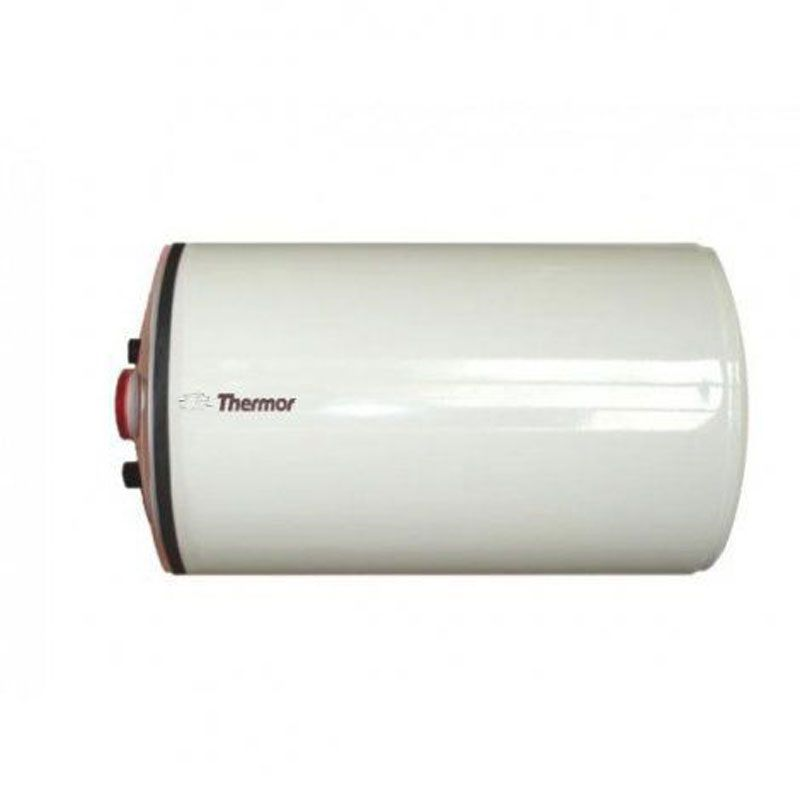 Termo el ctrico thermor o 39 pro slim gh plus horizontal 50 l for Termo electrico clase energetica a