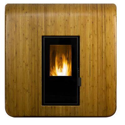 Estufa de aire bamboo venecia