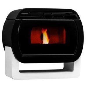estufa de aire negra tokio