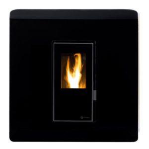 Estufa de aire negra venecia