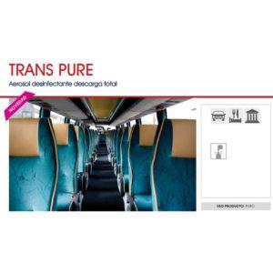 TRANS PURE (BACTERICIDA / FUNGICIDA)