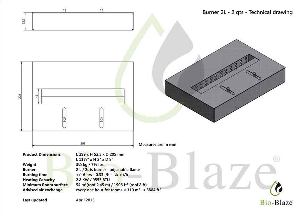 dimensiones-BIOCHIMENEA-QUEMADOR-2-L-(309-x-215)-mm-ecobioebro