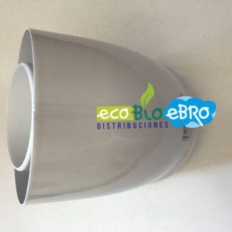 Codo-45º-m-h-60100-condensación-ecobioebro