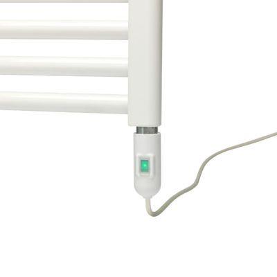 Toallero LED blanco ptc Ecobioebro