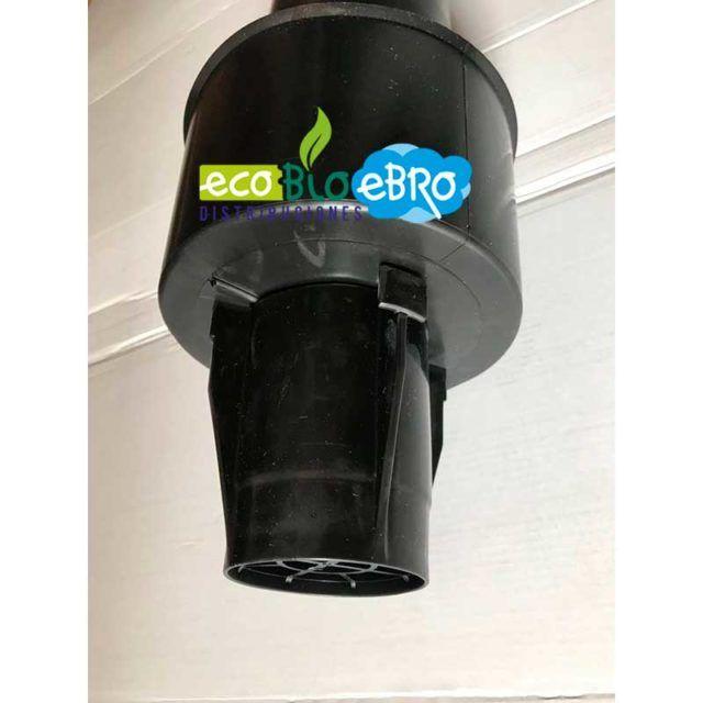 detalle-terminal-coaxial-corto 60100-condensación-ecobioebro