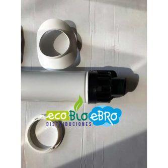 vista-deflector-tubo-ecobioebro 60:100 (compatible con todos modelos de calderas)