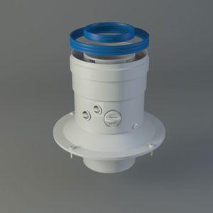 Adaptador-Saunier-duval-con-toma-y-recoge-condensados-Ecobioebro-