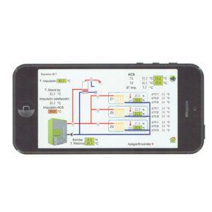 Control-smartphone-caldera-VAP-30-ecoforest-ecobioebro