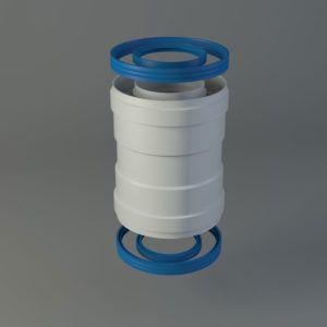 Manguito-union-tubos-coaxial-ecobioebro