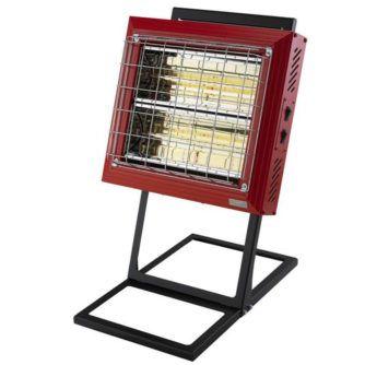 Tansun-beaver-portatil-infrarrojos-rojo-ecobioebro