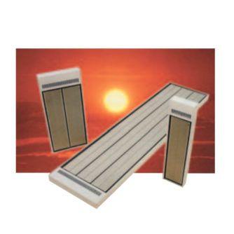 calefactor-energostrip infrarrojos-Ecobioebro