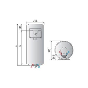 Dimensiones-Termo-Ariston-Pro-Eco-50V-Slim-Ecobioebro