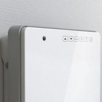 Electronica-radiador-baño-Aurora-touch-Ecobioebro