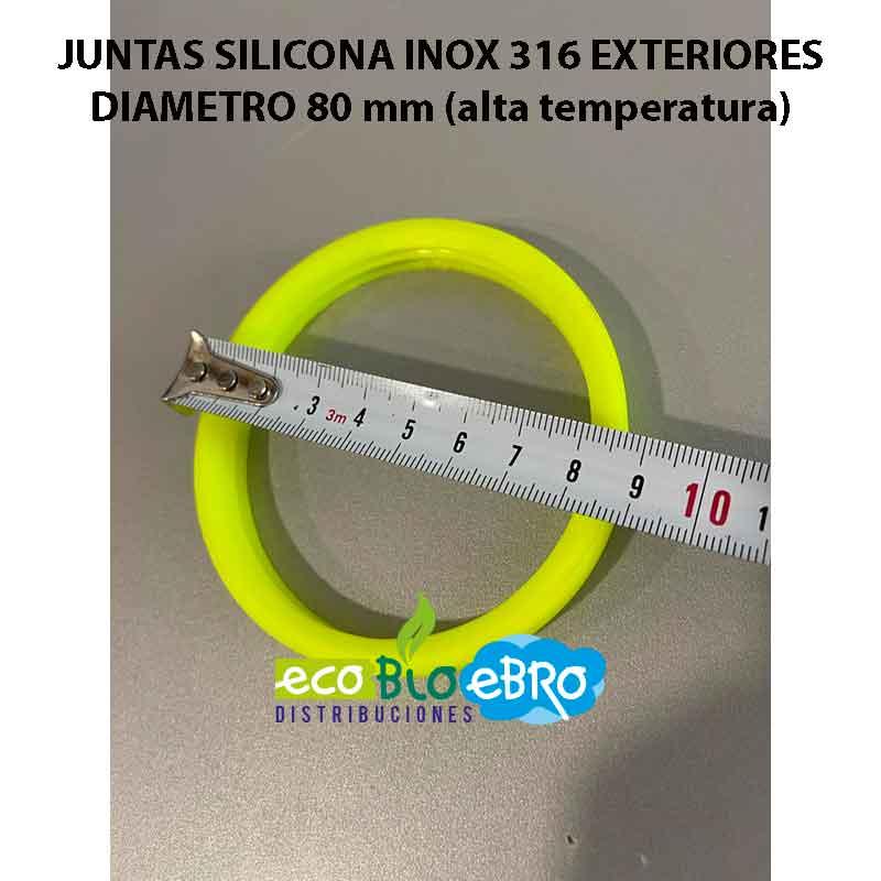 JUNTAS-SILICONA-INOX-316-EXTERIORES alta temperatura ecobioebro