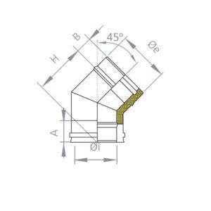 Plano-codo-45º-inox-doble-pared-ecobioebro