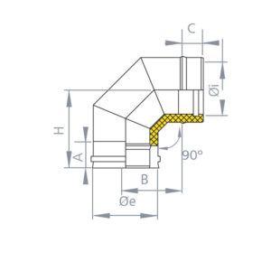 Plano-codo-90º-doble-pared-Inox-316-ecobioebro