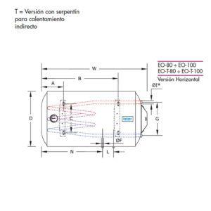 Plano-dimensiones-Termos-Heizer-Horizontal-Ecobioebro