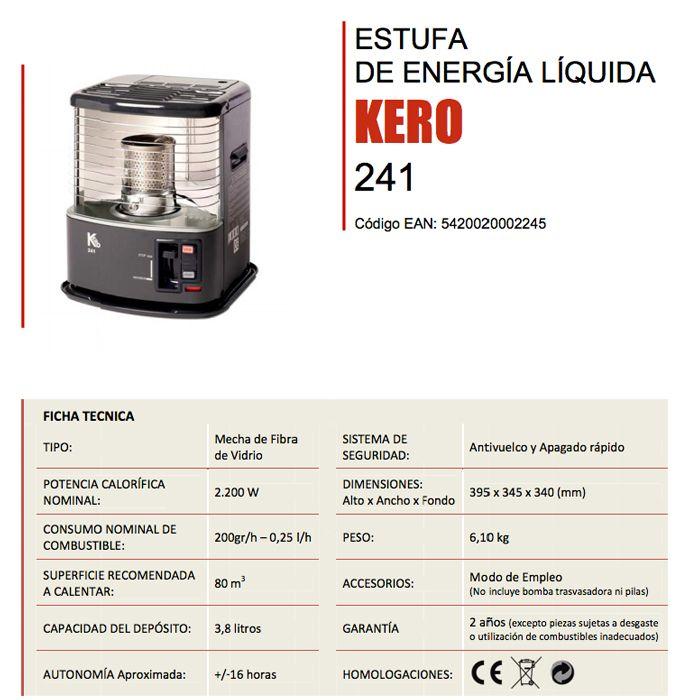 Estufas de queroseno opiniones latest las estufas de - Estufas parafina opiniones ...