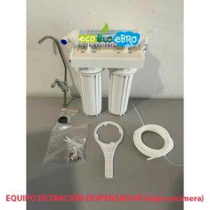 AMBIENTE EQUIPO-FILTRACIÓN-DISPENSADOR-(bajo-encimera)-ecobioebro