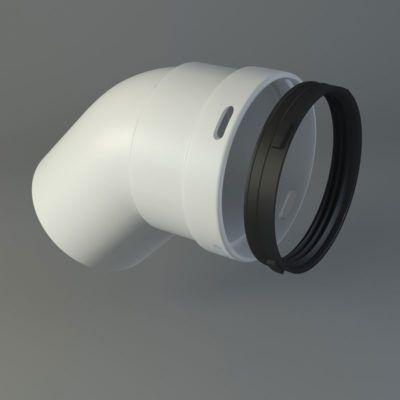 Codo-45º-macho-hembra-biflujo-condensacion-ecobioebro