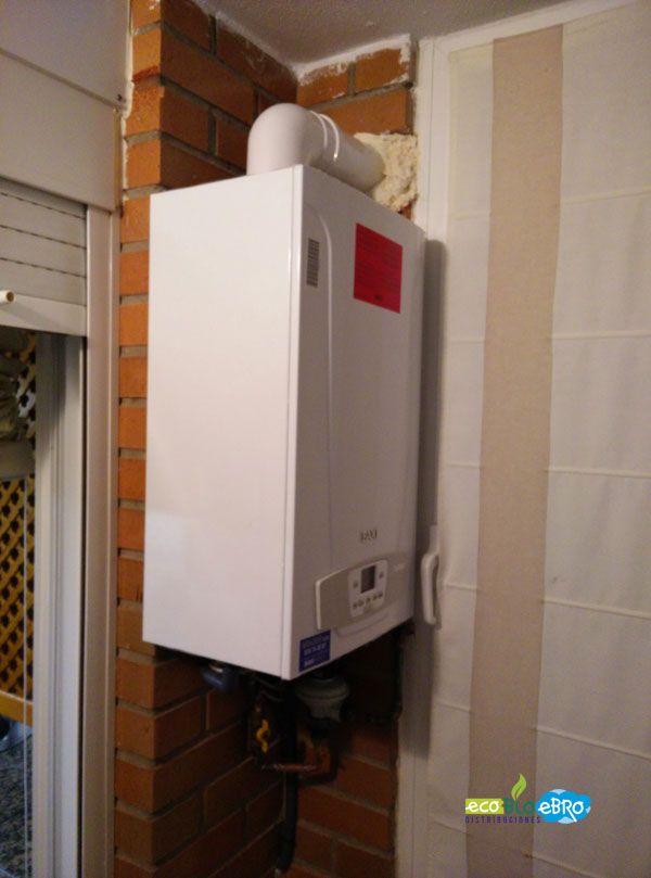 Instalación-caldera-Roca-condensación