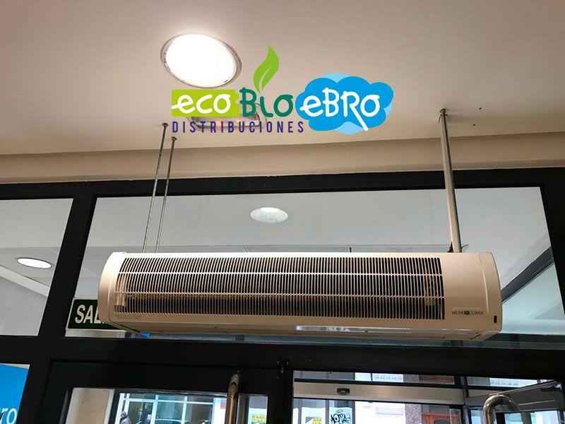 Venta-e-instalación-de-cortina-de-aire-mundoclima-local-Zaragoza-Ecobioebro