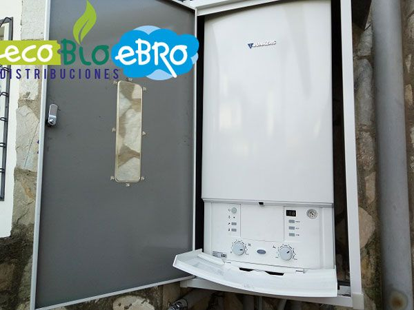Armario calentador gas exterior armario calentador de platos edesa acp with armario calentador - Armario exterior caldera gas ...