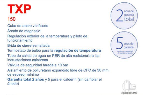 Caracteristicas-termo-nofer-serie-txp-ecobioebro