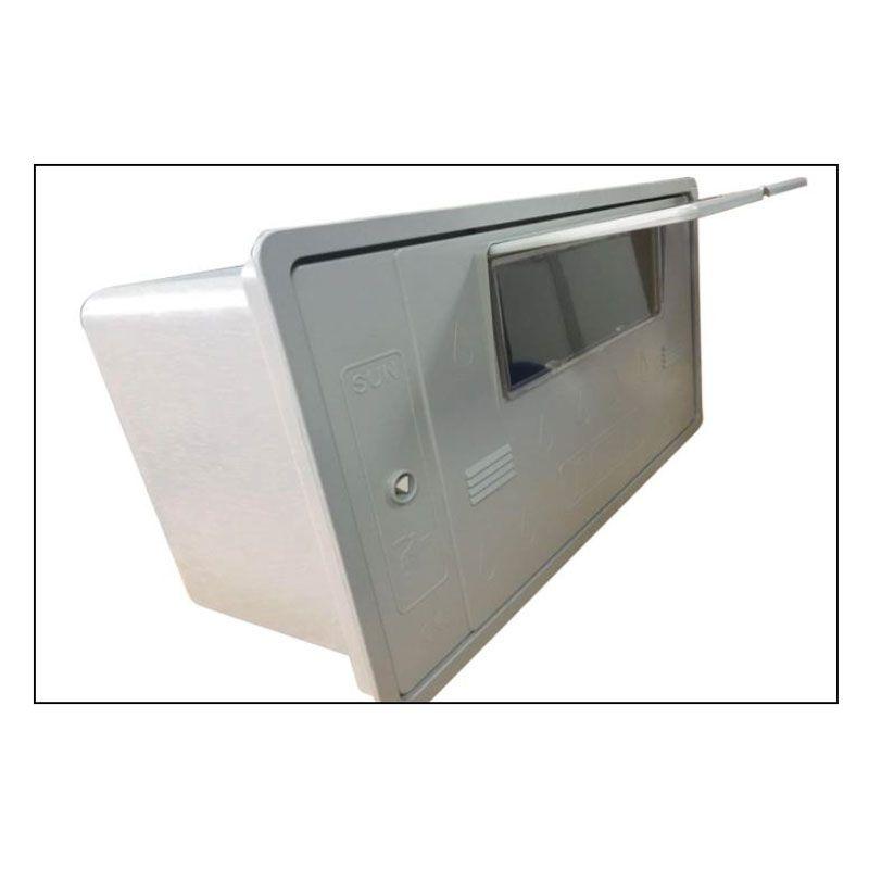Caseta para contador de agua ecobioebro - Contador de agua ...