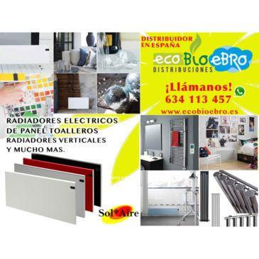 Distribuidor oficial en España SOL*AIRE & ECOBIOEBRO