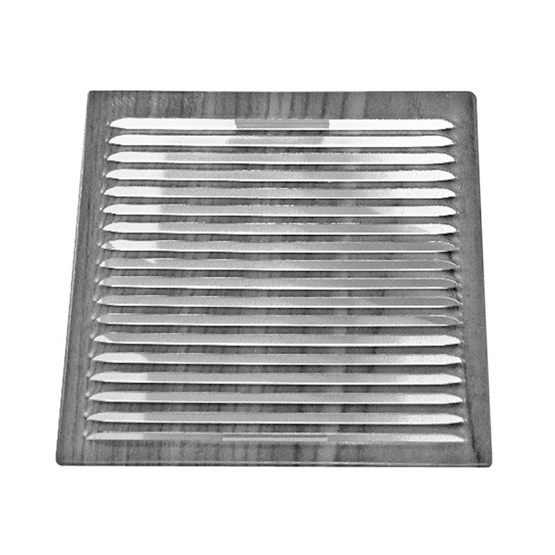 Rejilla aluminio empotrar 165x165 ecobioebro - Rejilla ventilacion bano ...