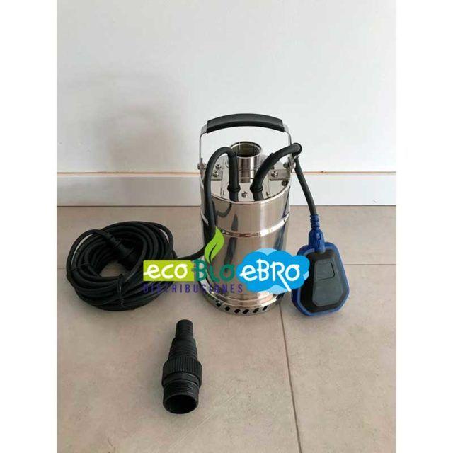 BOMBA-GKS-500-S-BOMBA-ACHIQUE-0,75CV-220M-AUTOMATICA.-INOX-(0.75-CV)-ECOBIOEBRO