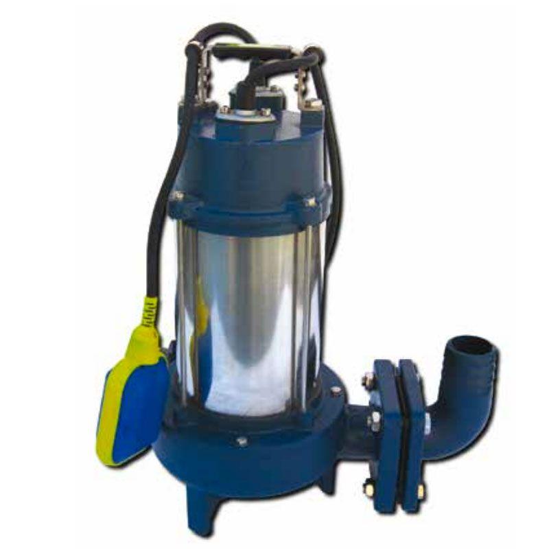 Bomba trituradora para aguas residuales gkv 1300 df b for Bomba trituradora sanitrit