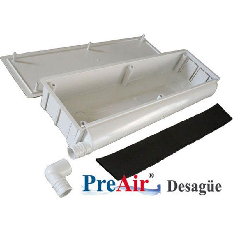 Cajas empotrar pre instalaci n normal con desag e for Caja aire acondicionado