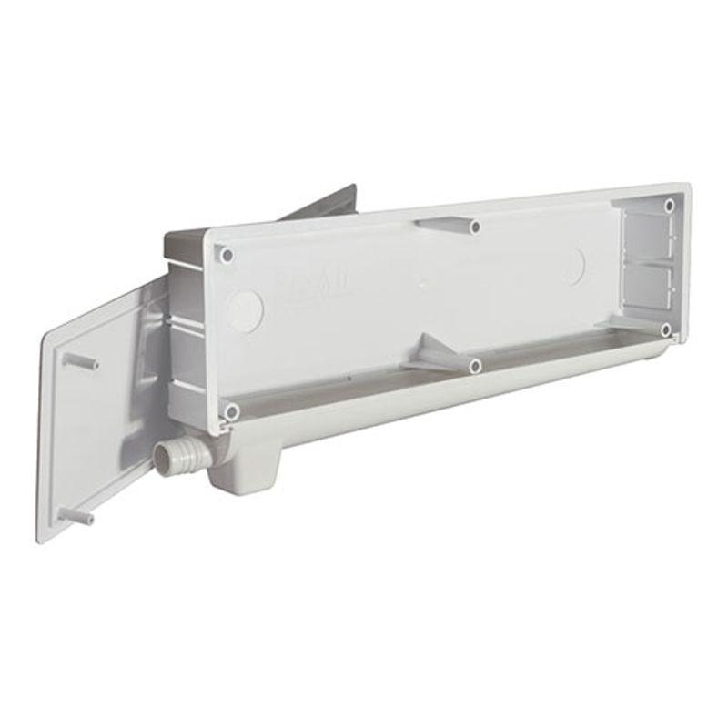 Cajas empotrar pre instalaci n con desag e y sif n ebe for Caja aire acondicionado