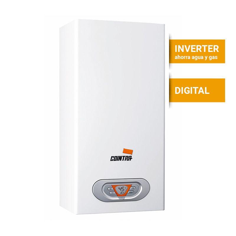 Calentador a gas supreme estanco gas natural inverter 14 - Calentador a gas ...