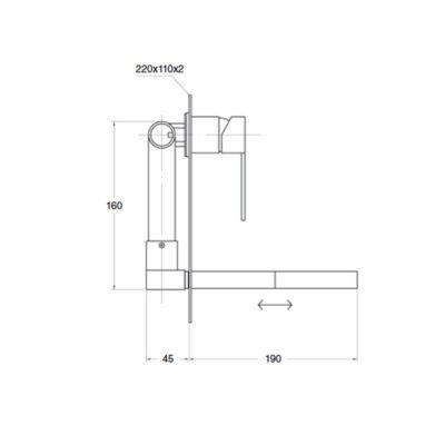 esquema-lavabo-rectangular-tizziano-empotrar-cascda-ecobioebro