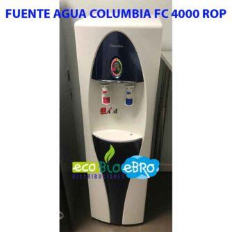 FUENTE AGUA COLUMBIA FC 4000 ROP ECOBIOEBRO