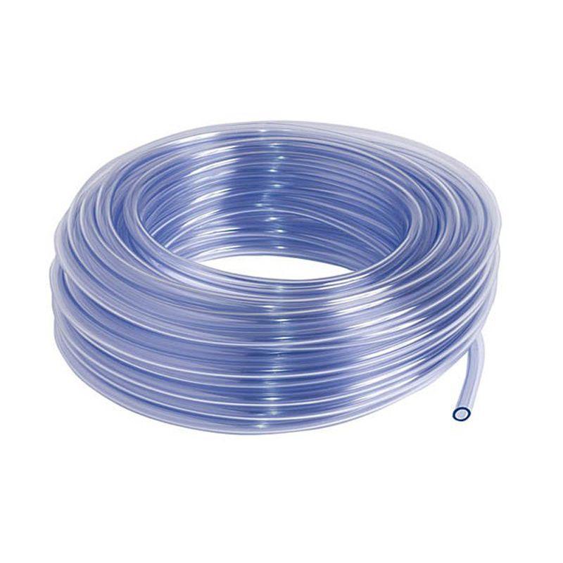 tubo pvc cristal desag e aire acondicionado rollo 25 mt